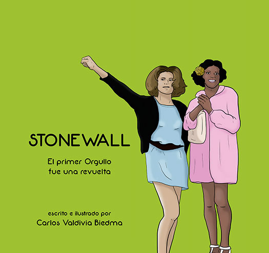 Stonewall: portada