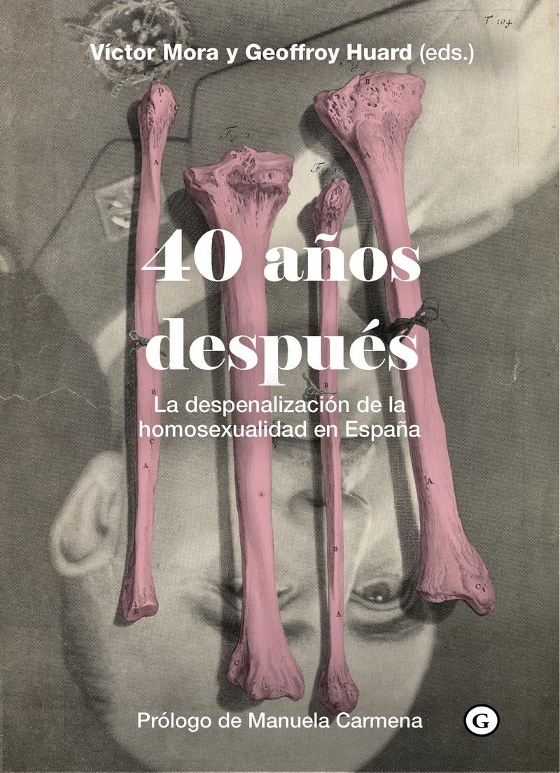 40 AÑOS DESPUÉS: portada