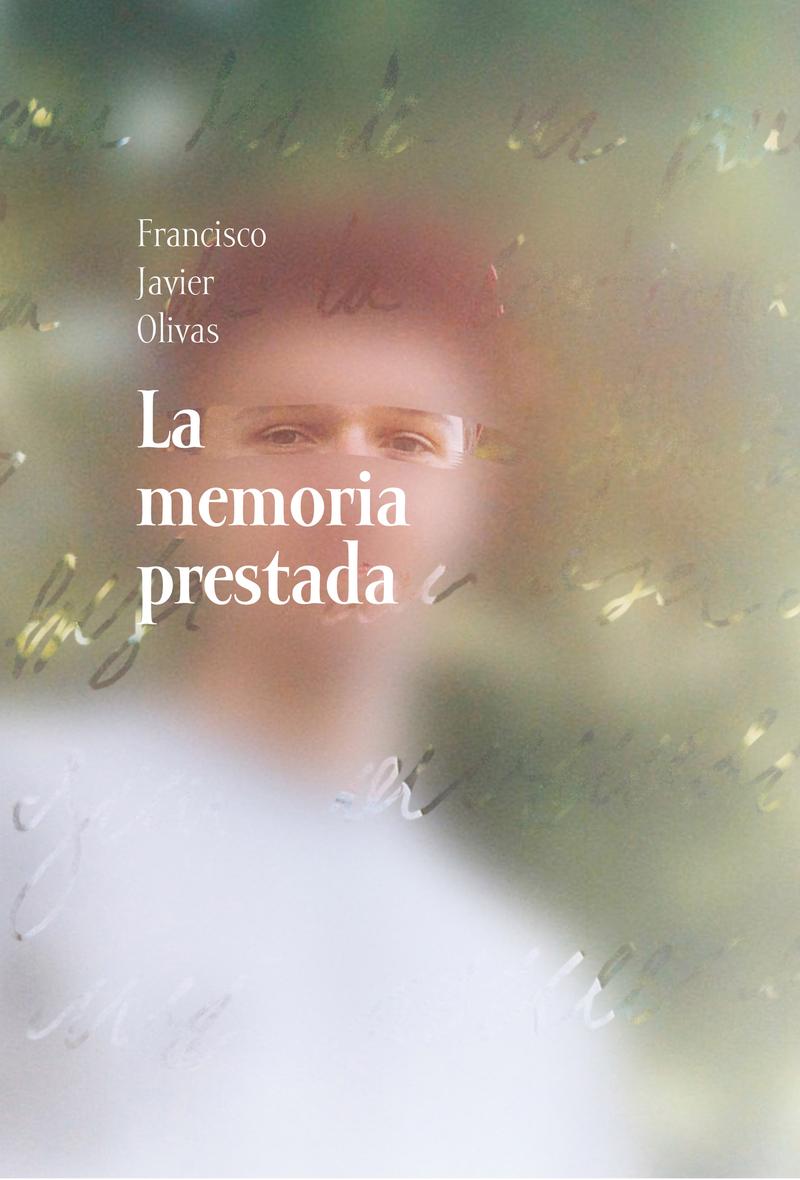 La memoria prestada: portada