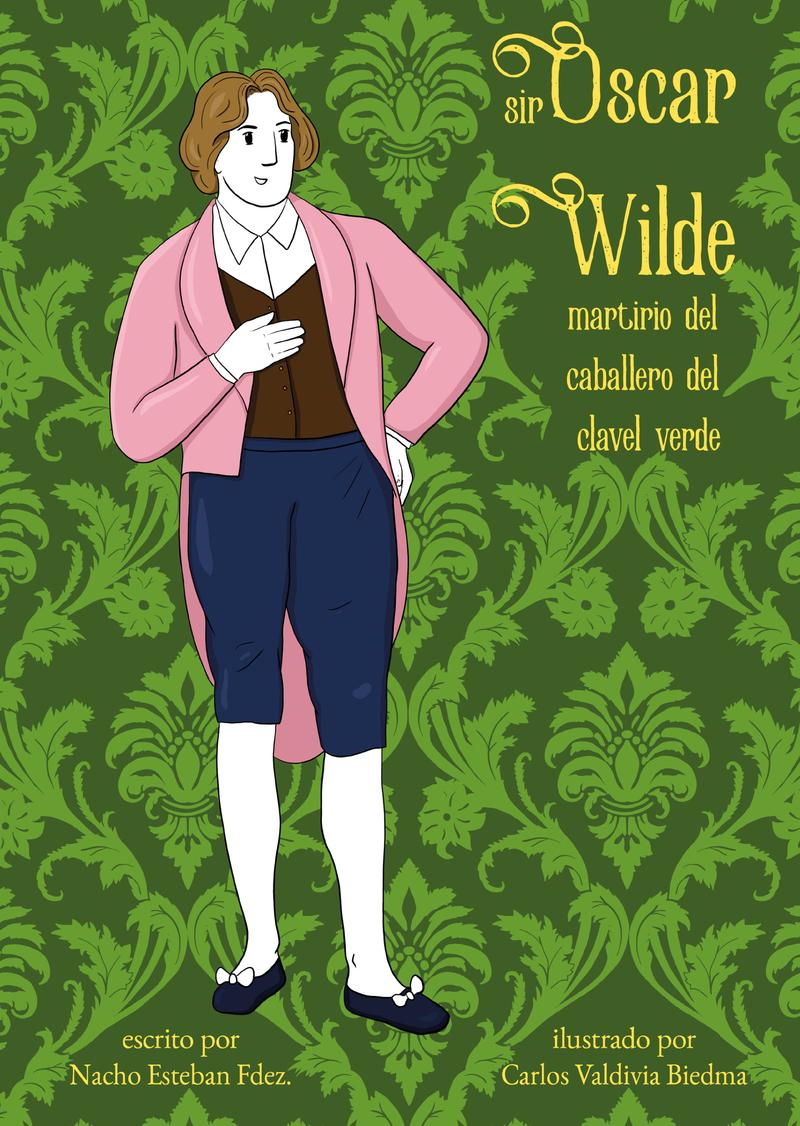 Sir Oscar Wilde: portada