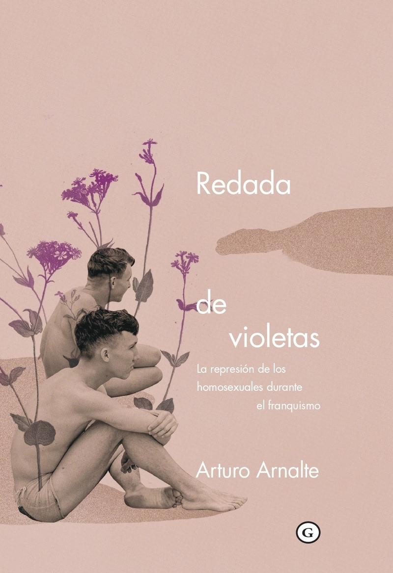 Redada de violetas: portada