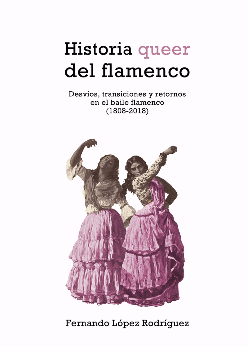 Historia queer del flamenco: portada