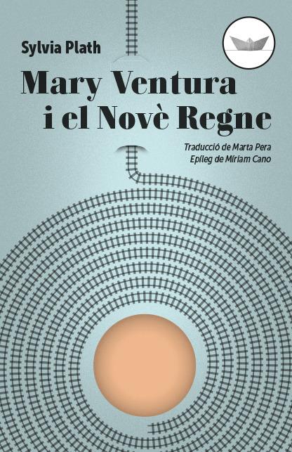 Mary Ventura i el Novè Regne: portada
