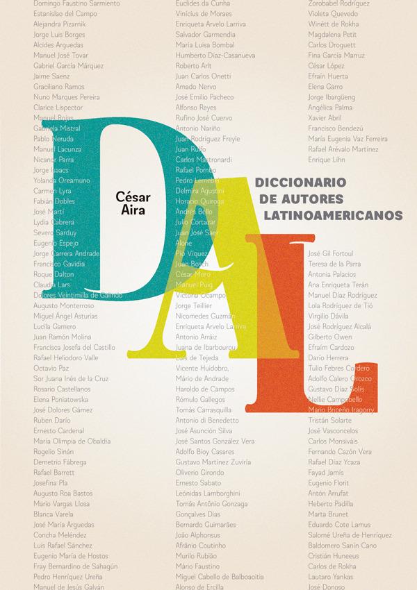 Diccionario de autores latinoamericanos: portada