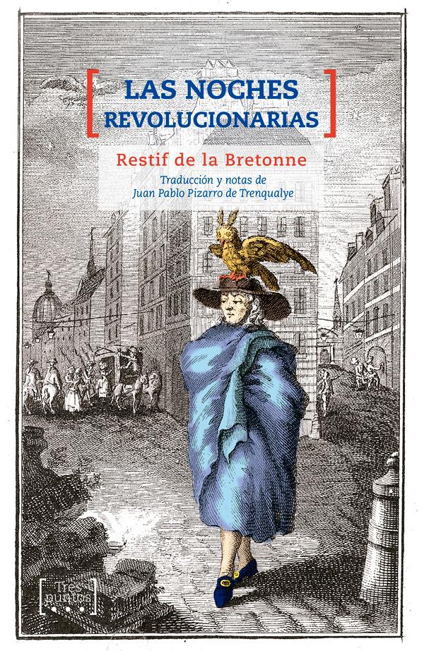Las noches revolucionarias: portada