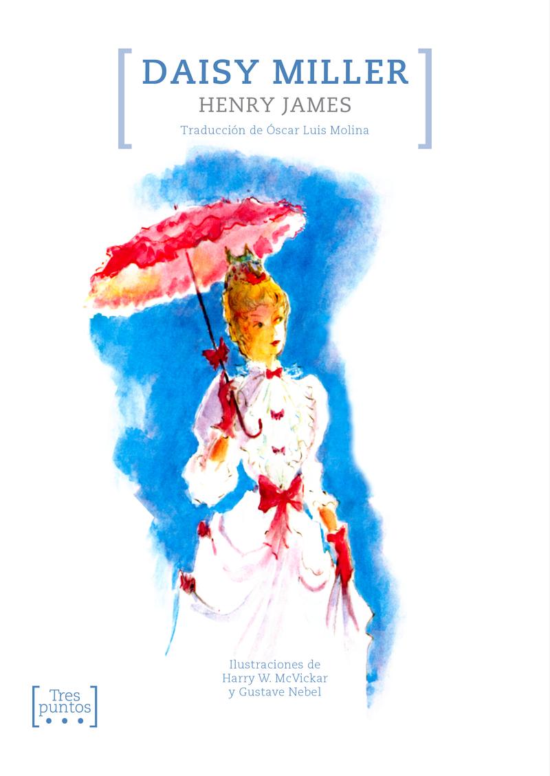 Daisy Miller: portada