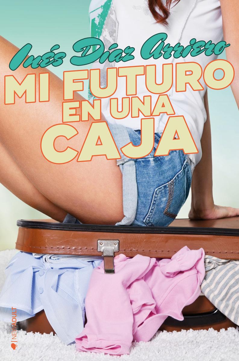 Resultado de imagen de Mi futuro en una caja, Inés Díaz Arriero