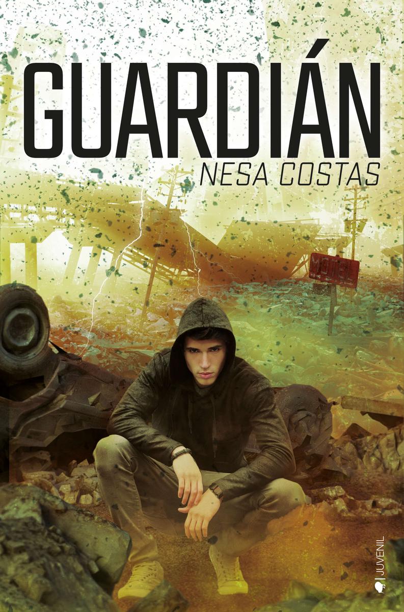GUARDIAN (Guardianes #1): portada