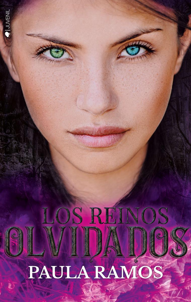 LOS REINOS OLVIDADOS (LOS REINOS #2): portada