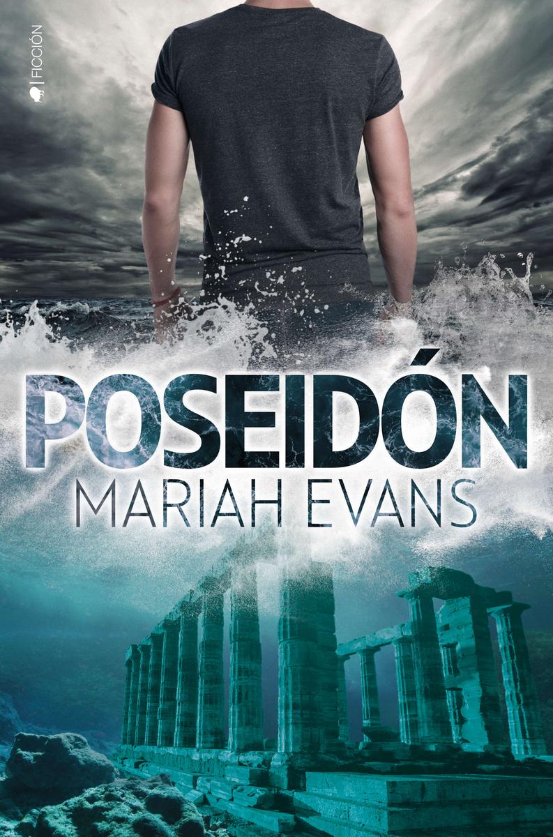 POSEIDÓN (ELOHIM #1): portada