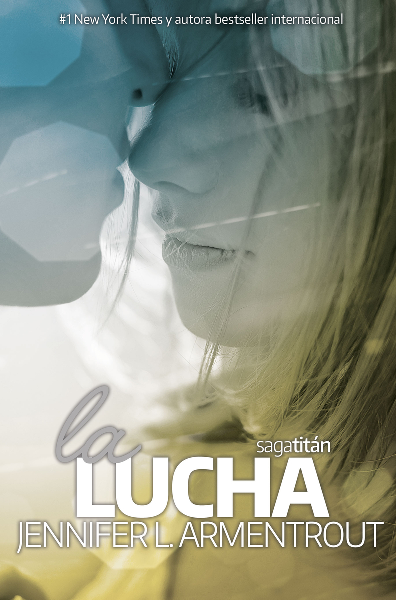 LA LUCHA (TITAN #3): portada