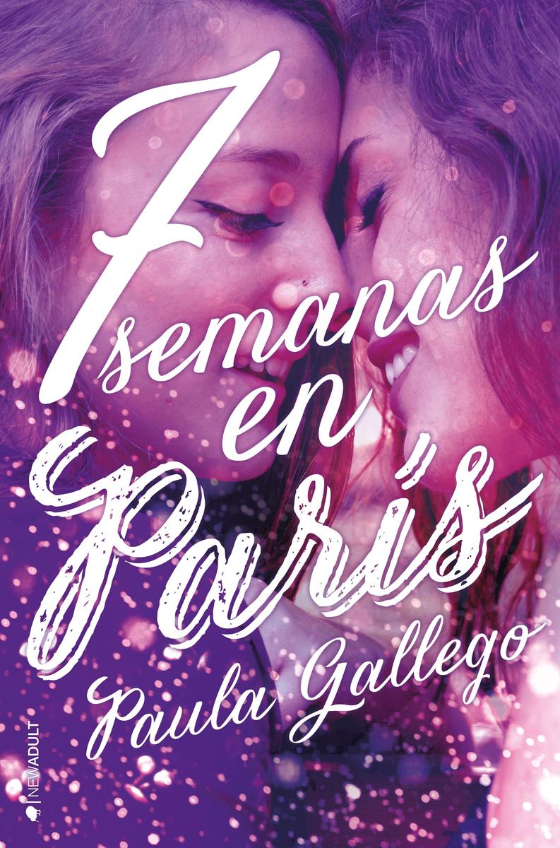 7 Semanas en París: portada