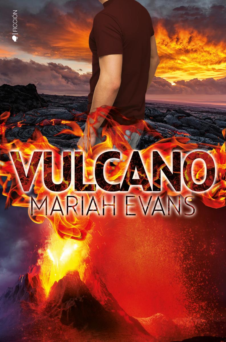 VULCANO (ELOHIM #2): portada