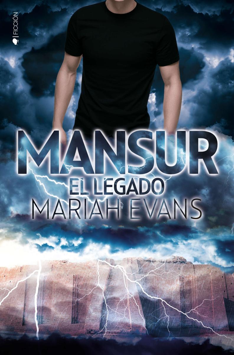 MANSUR. El legado (ELOHIM #3): portada