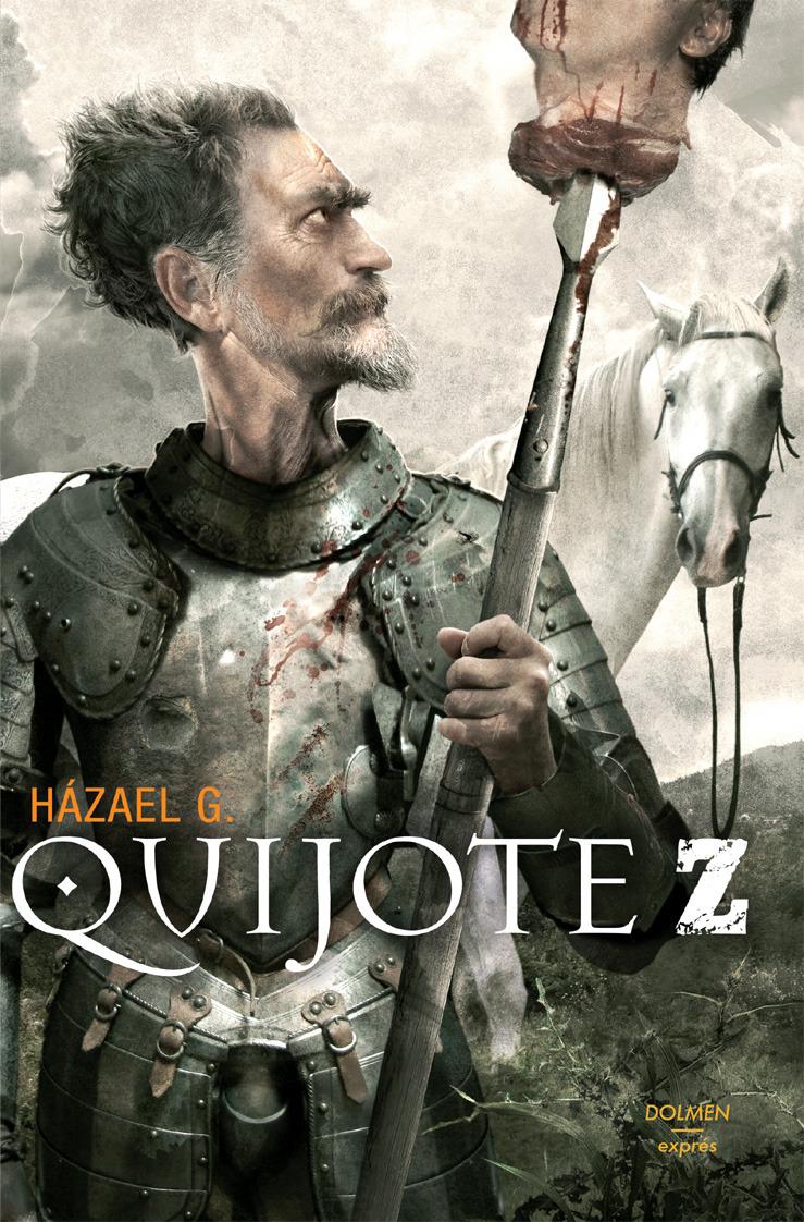 Quijote Z: portada
