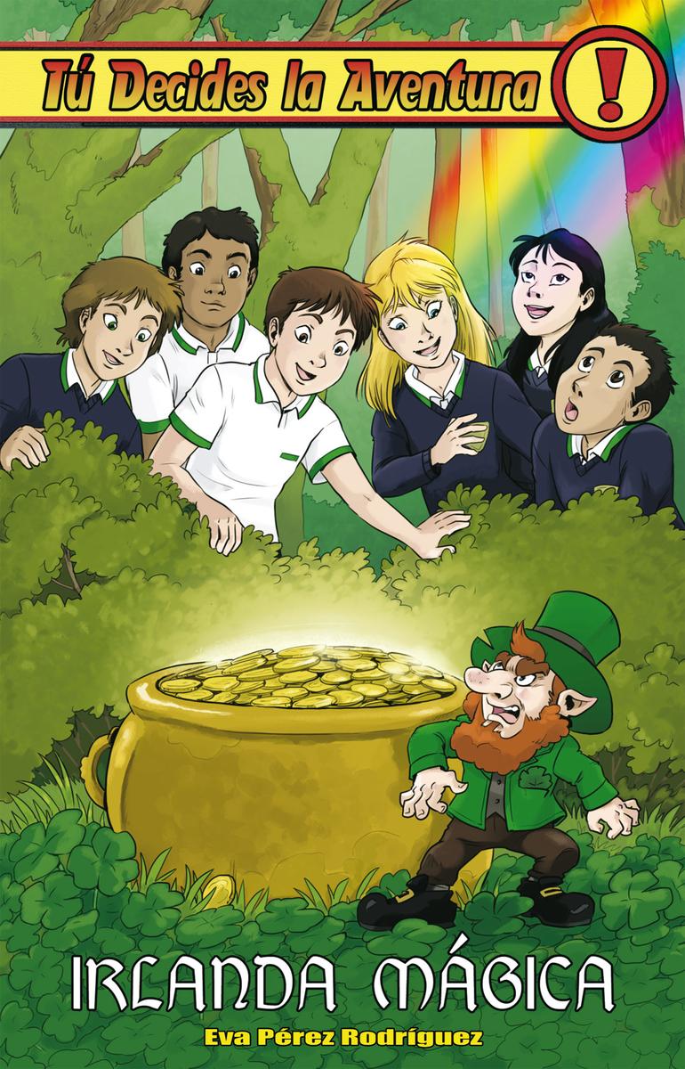 Irlanda mágica: portada