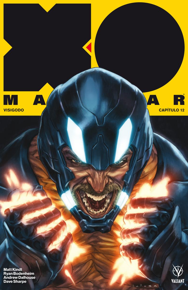 X-O MANOWAR 12: portada