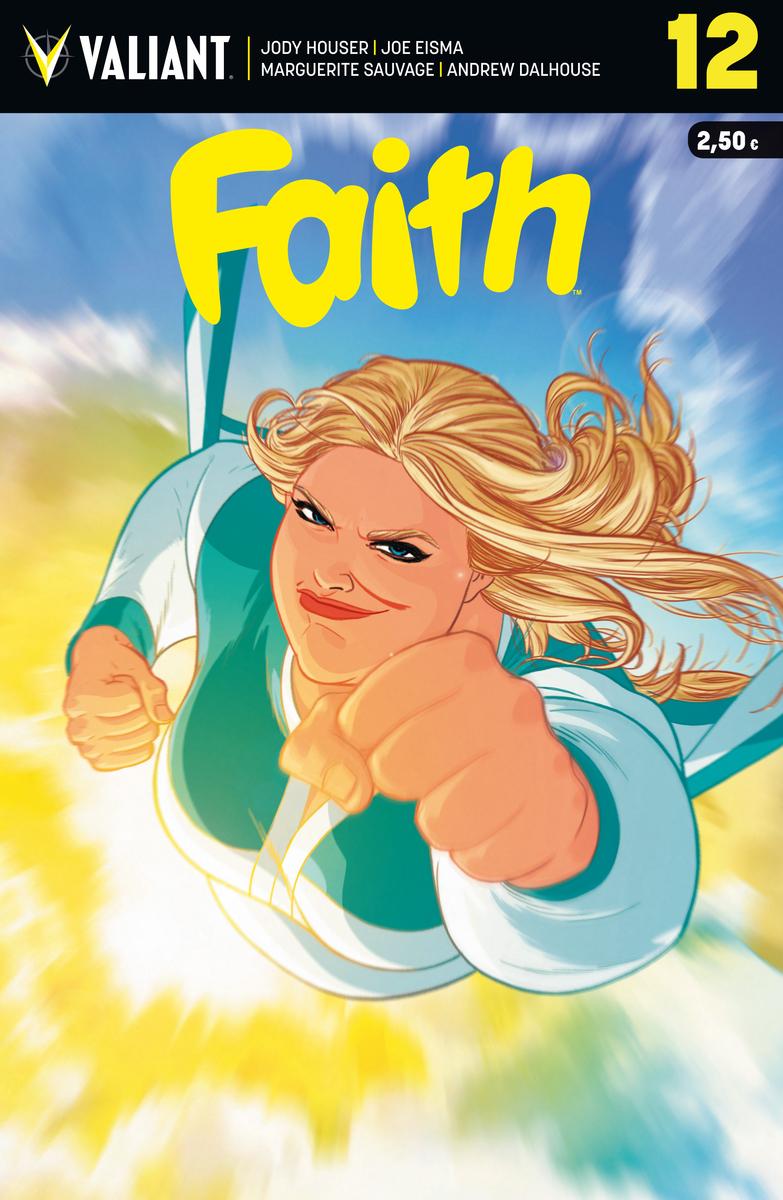 FAITH 12: portada