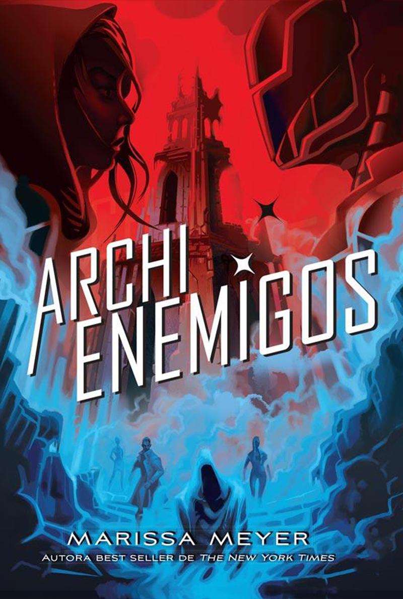 Archienemigos: portada