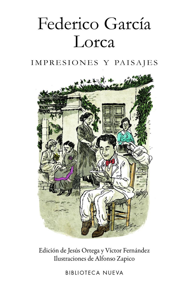 Impresiones y paisajes: portada