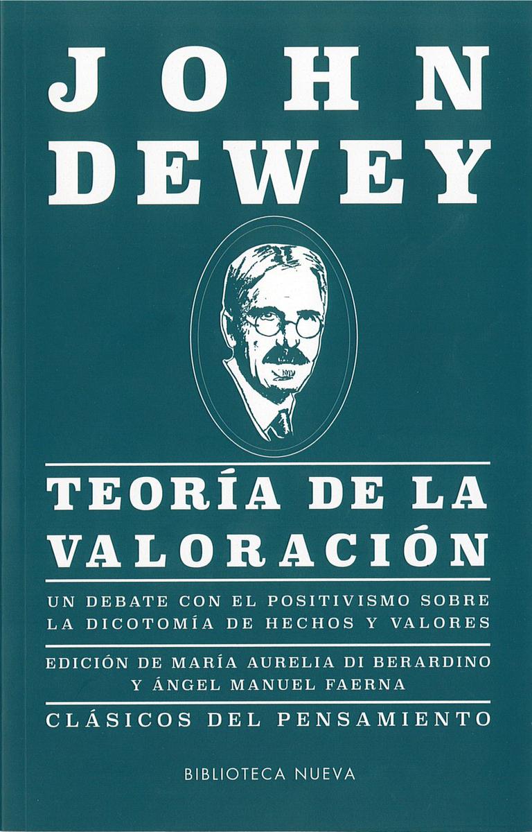 Teoría de la valoración: portada