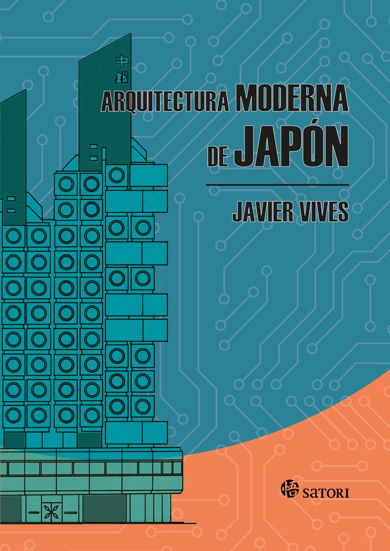 ARQUITECTURA MODERNA DE JAPÓN: portada