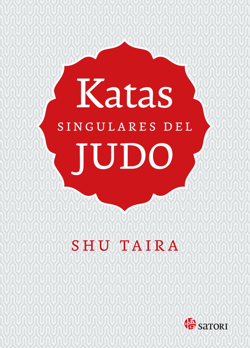 KATAS SINGULARES DEL JUDO: portada