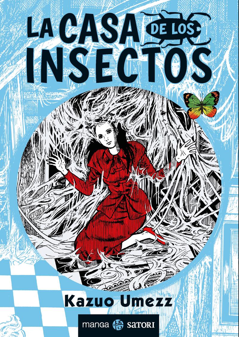 LA CASA DE LOS INSECTOS: portada