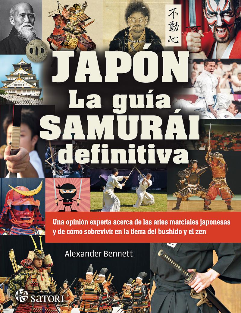 JAPÓN. LA GUÍA SAMURÁI DEFINITIVA: portada