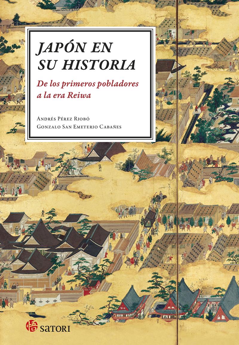JAPÓN EN SU HISTORIA: portada