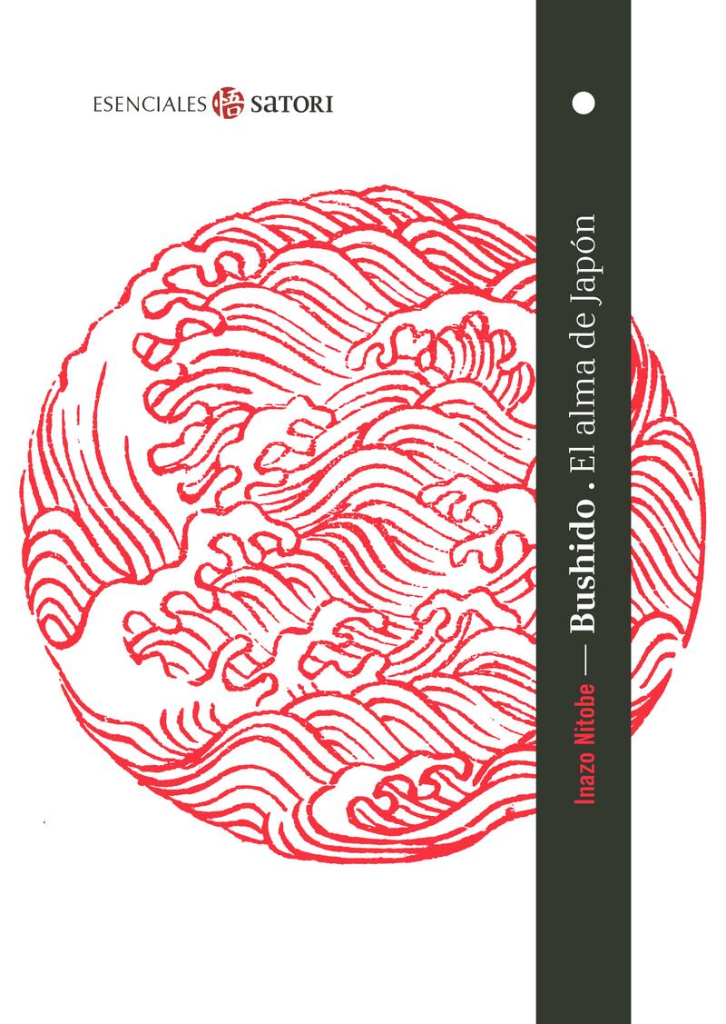 BUSHIDO. EL ALMA DE JAPÓN (bolsillo): portada