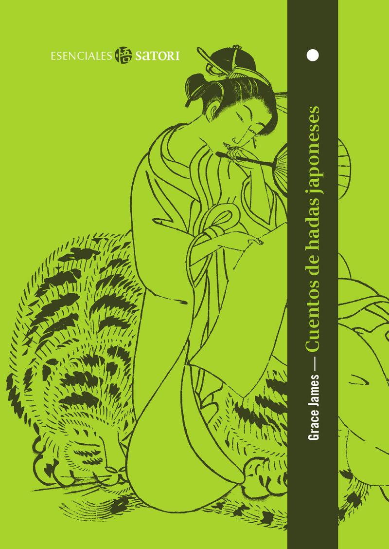 CUENTOS DE HADAS JAPONESES (bolsillo): portada