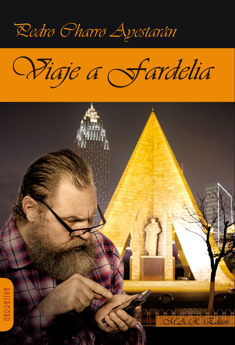 VIAJE A FARDELIA: portada