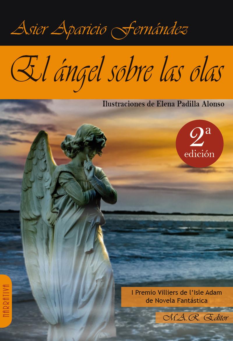 El ángel sobre las olas.: portada
