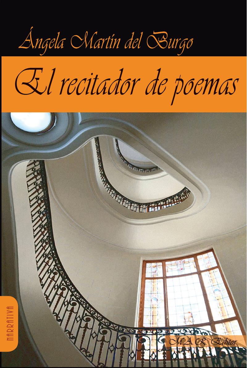 EL RECITADOR DE POEMAS: portada