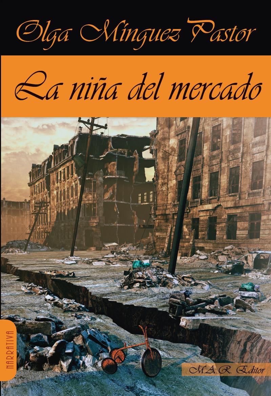 LA NIÑA DEL MERCADO: portada