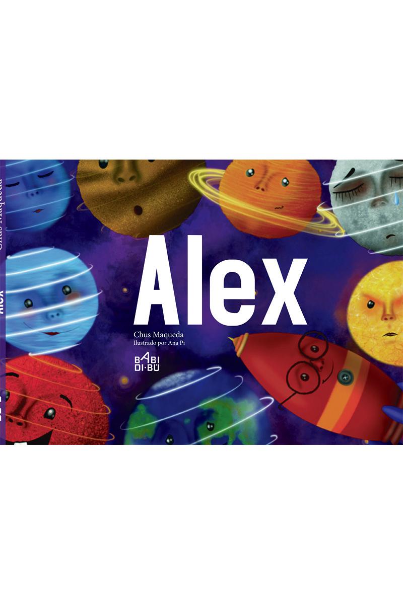 Alex: portada