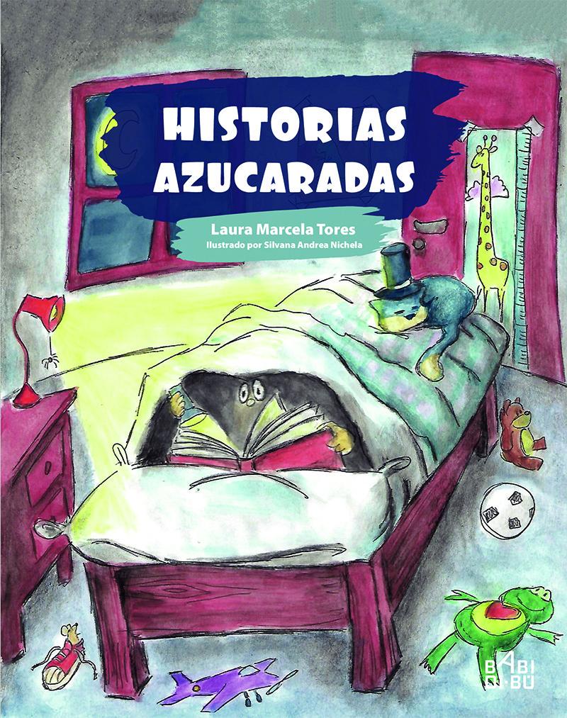 Historias azucaradas: portada