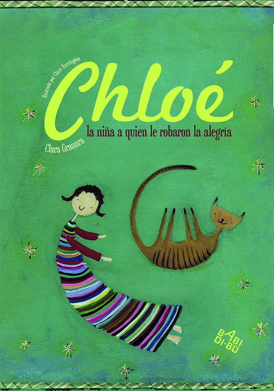 Chloé, la niña a quien le robaron la alegría: portada