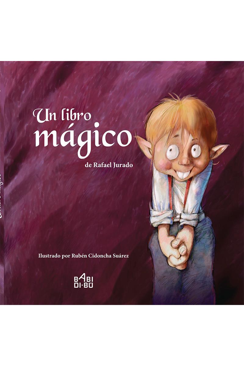 Un libro mágico: portada