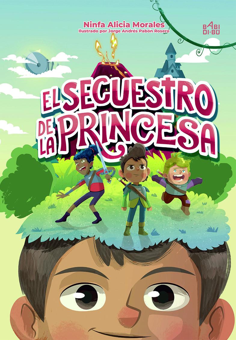 El secuestro de la princesa: portada