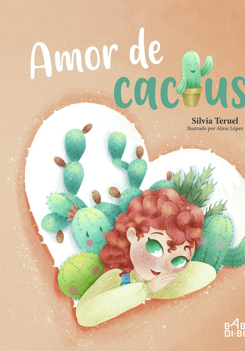 Amor de cactus: portada