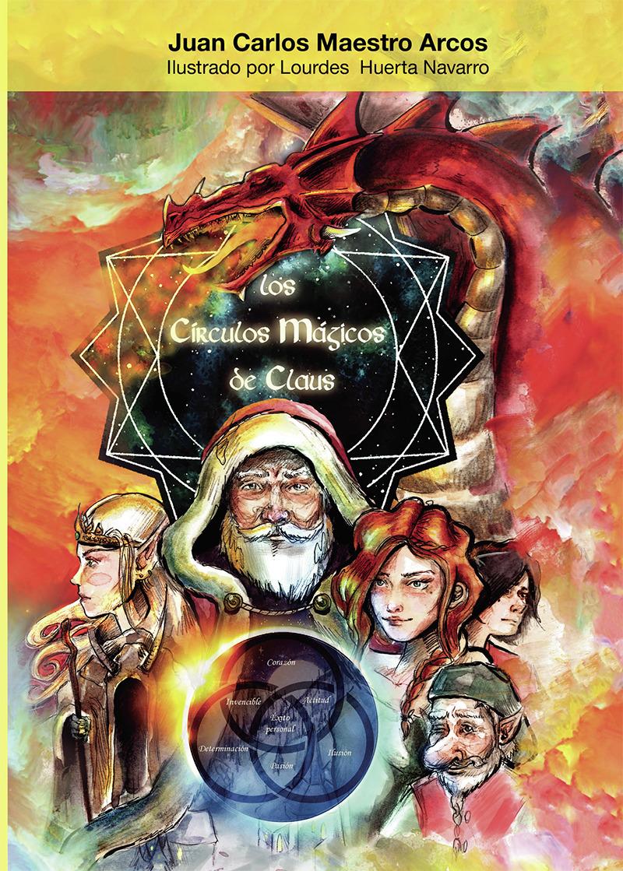 Los círculos mágicos de Claus: portada