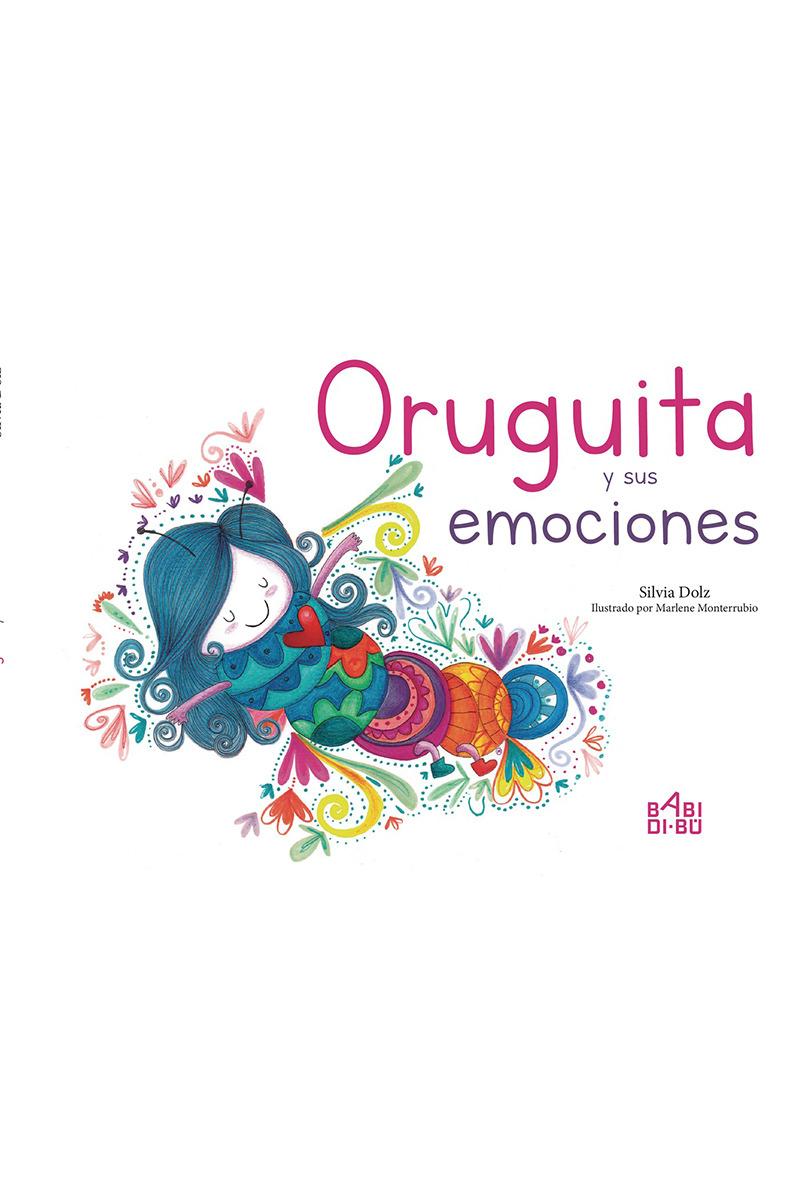 Oruguita y sus emociones: portada