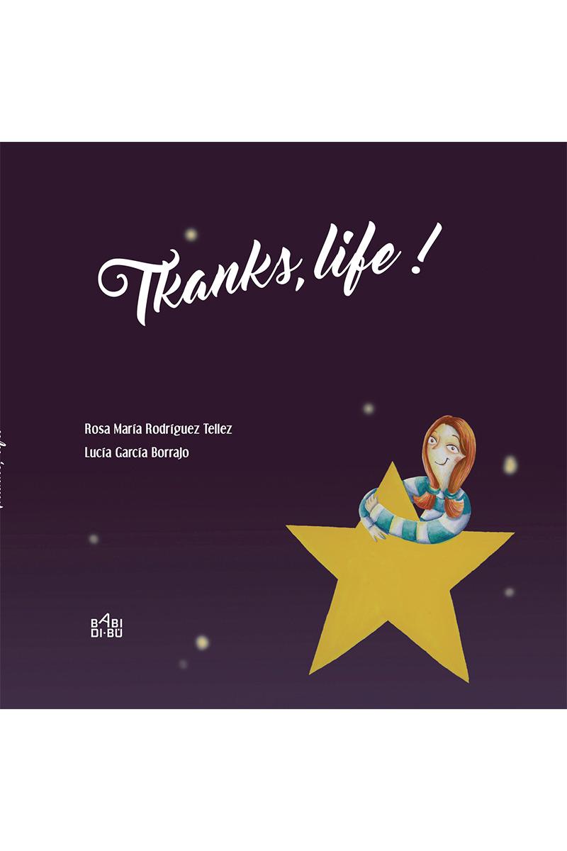 Thanks, life!: portada