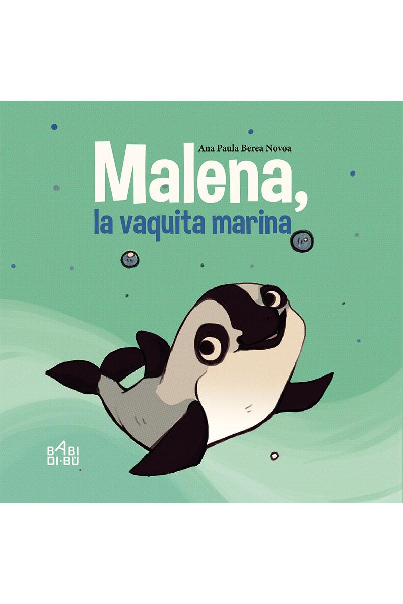 Malena, la vaquita marina: portada