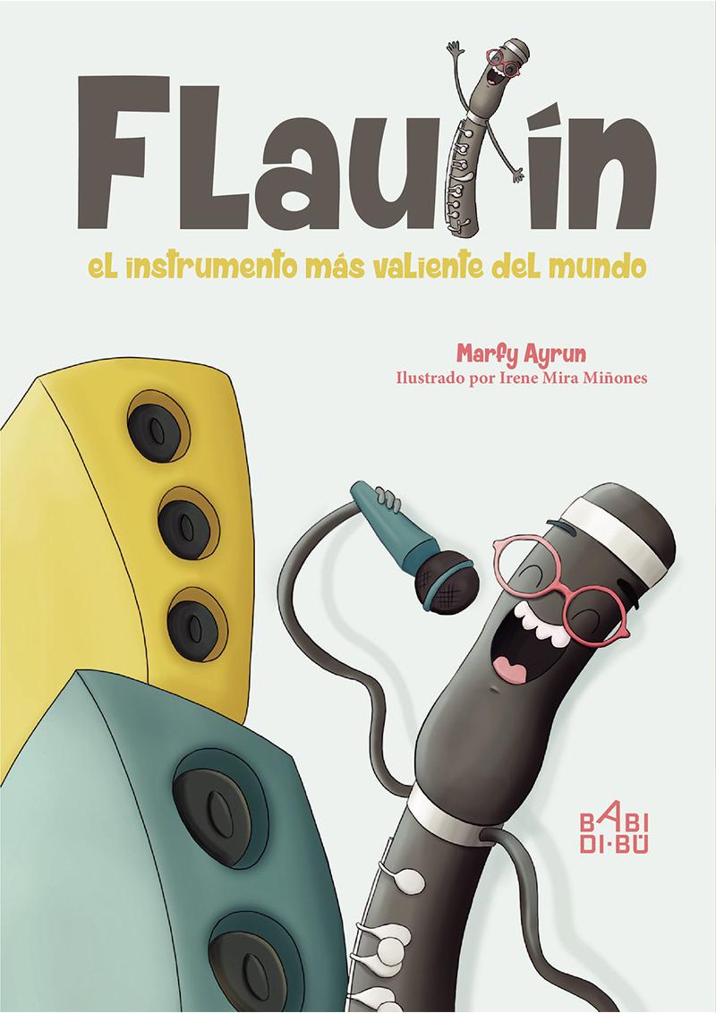 Flautín, el instrumento más valiente del mundo: portada