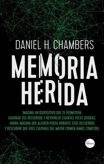Memoria herida: portada