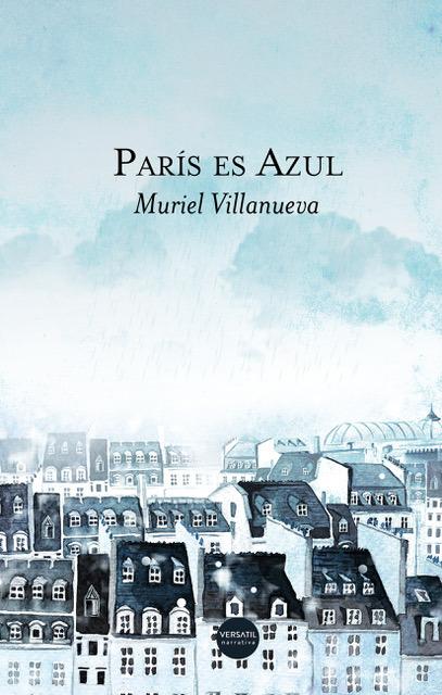 París es azul: portada