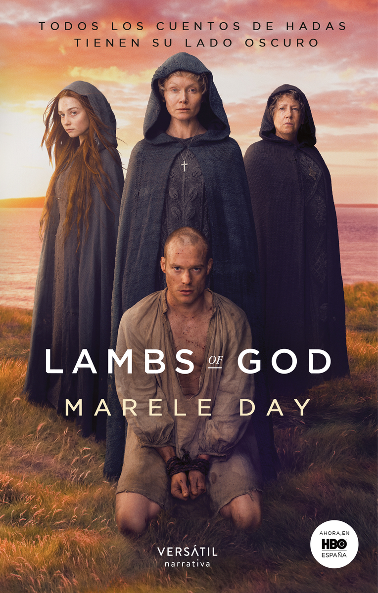 Lambs of God: portada